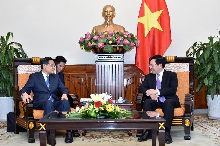 Khuyến khích các doanh nghiệp lớn của Quảng Tây (Trung Quốc) tăng cường đầu tư vào Việt Nam