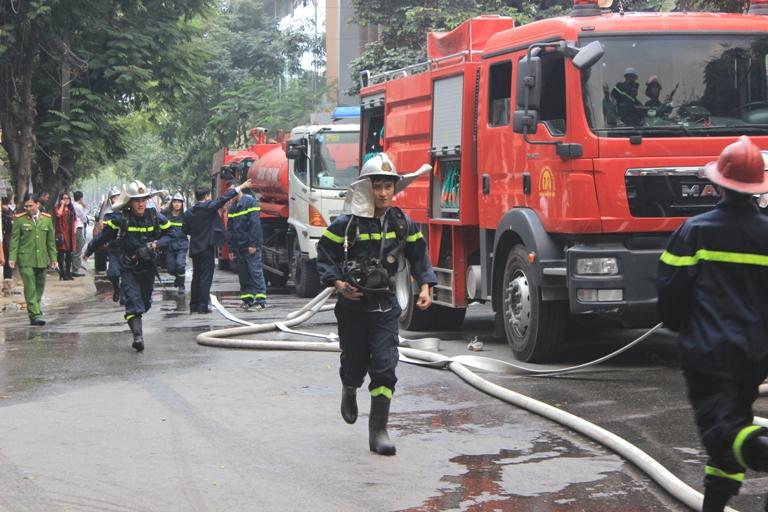 Tiếp tục mở đợt cao điểm bảo đảm an toàn phòng cháy, chữa cháy trên phạm vi toàn quốc