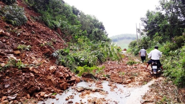 Cảnh báo lũ và sạt lở đất khu vực vùng núi phía Bắc