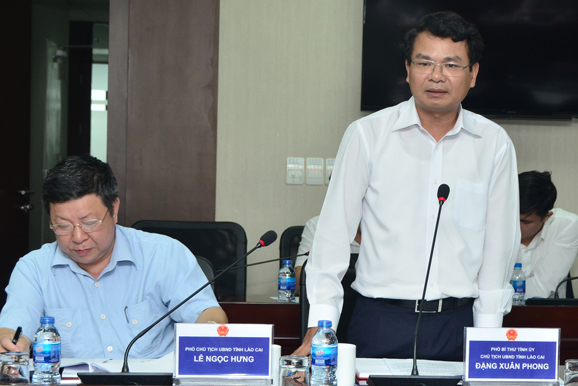 Ngành Điện góp phần quan trọng thúc đẩy kinh tế Lào Cai phát triển
