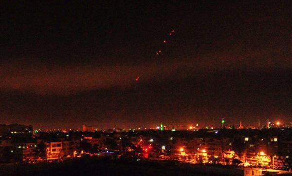 Mỹ, Anh, Pháp tấn công Syria: Kết thúc đợt không kích