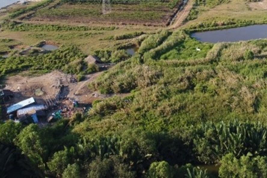 TP.Hồ Chí Minh: Làm rõ việc chuyển nhượng đất tại Phước Kiển, Nhà Bè