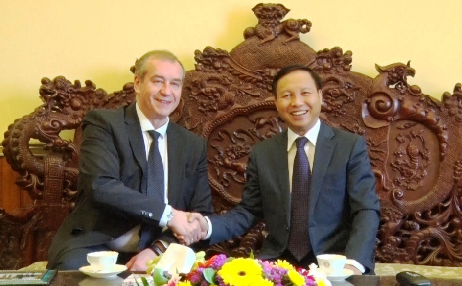 Thúc đẩy hợp tác kinh tế giữa Việt Nam và tỉnh Irkutsk (Nga)