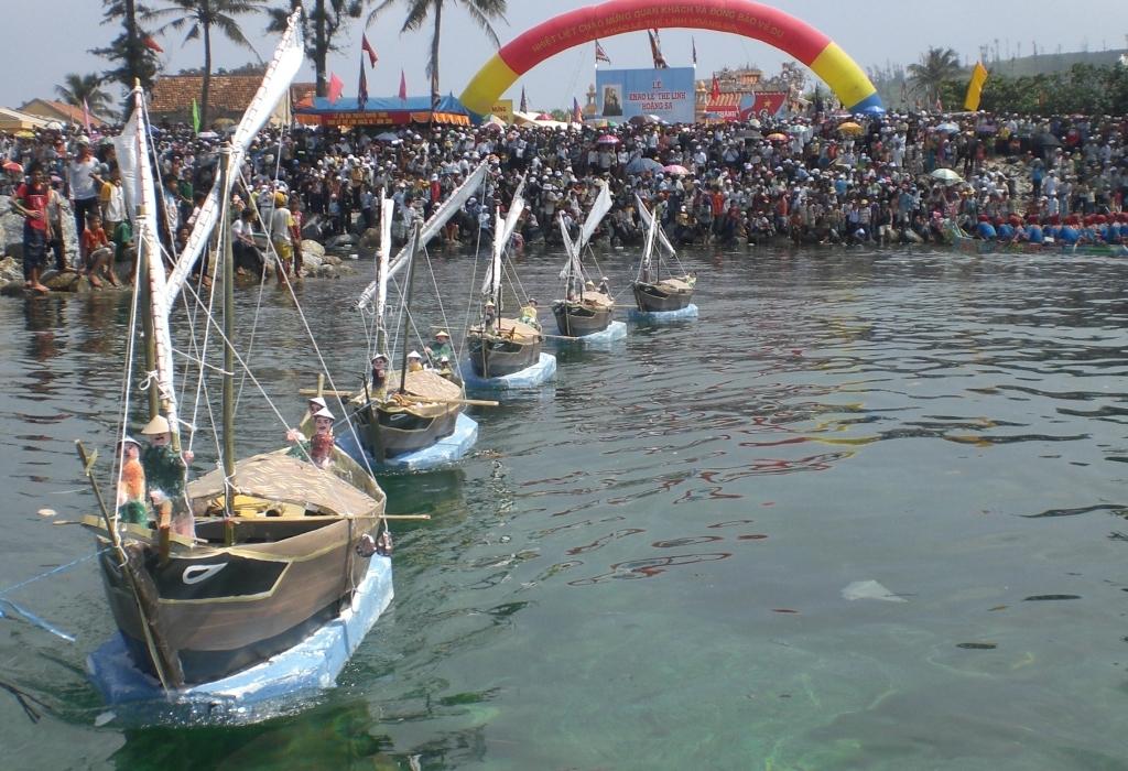 Đảo Lý Sơn tổ chức Lễ Khao lề thế lính Hoàng Sa  