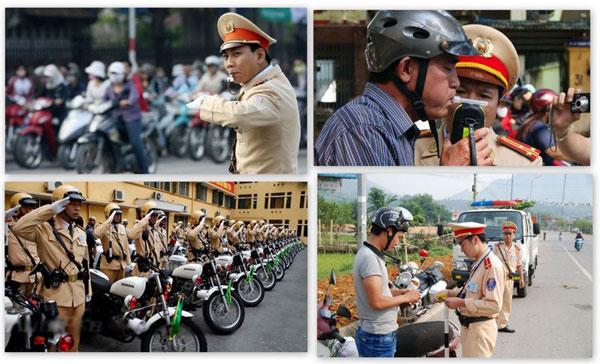 Triển khai quyết liệt các giải pháp bảo đảm trật tự an toàn giao thông