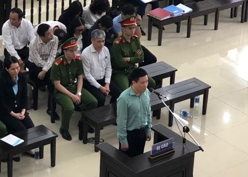 Xét xử phúc thẩm Hà Văn Thắm cùng đồng phạm
