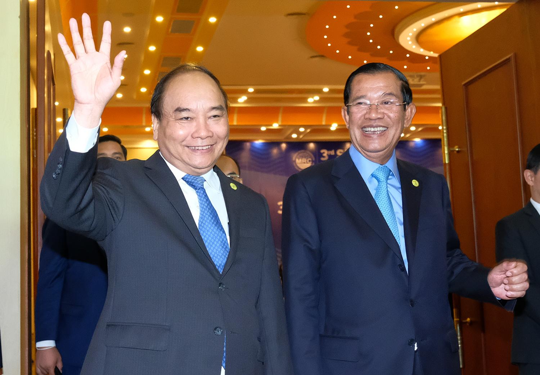 Thủ tướng kết thúc chuyến tham dự Hội nghị cấp cao Ủy hội sông Mekong quốc tế lần thứ 3