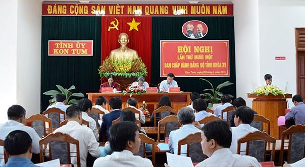 Sớm xây dựng Quy hoạch tổng thể kinh tế - xã hội tỉnh Kon Tum giai đoạn 2021 - 2030