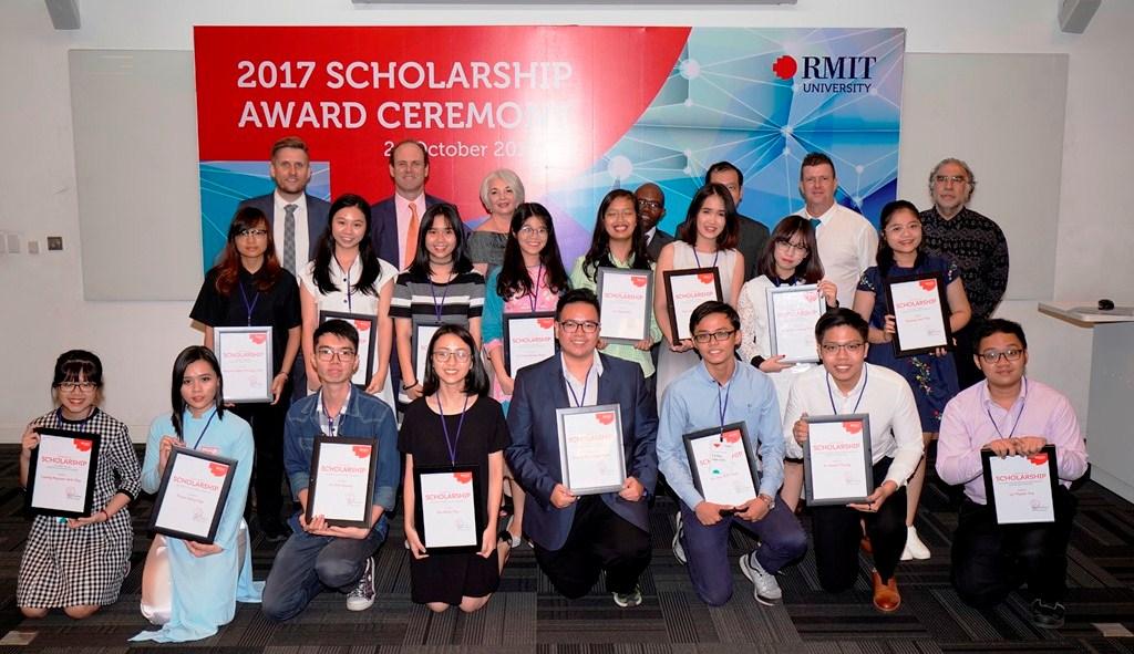Đại học RMIT sẽ trao 34 tỷ đồng học bổng cho sinh viên Việt Nam