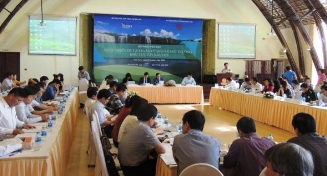 Phát triển du lịch gắn với bảo vệ môi trường tại khu vực Tây Nguyên