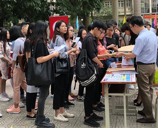 Học viện Báo chí và Tuyên truyền tổ chức Ngày hội tư vấn tuyển sinh