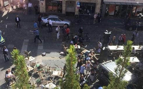 Không có thông tin về người Việt Nam bị ảnh hưởng trong vụ đâm xe tại Đức