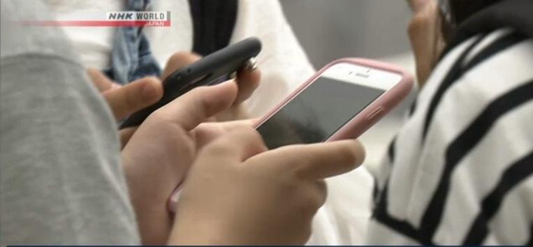 Nhật Bản: Gia tăng số trẻ vị thành niên là nạn nhân của tội phạm mạng xã hội