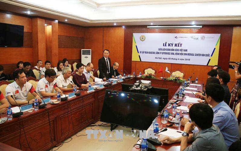 Bắn súng Việt Nam phấn đấu giành huy chương tại ASIAD 2018