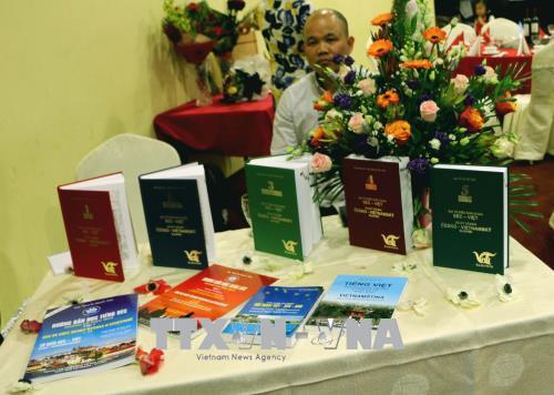 Ra mắt Tập 5 Đại từ điển giáo khoa Séc - Việt tại CH Séc