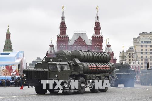 Nga triển khai hệ thống phòng không S-400 để bảo vệ Moskva
