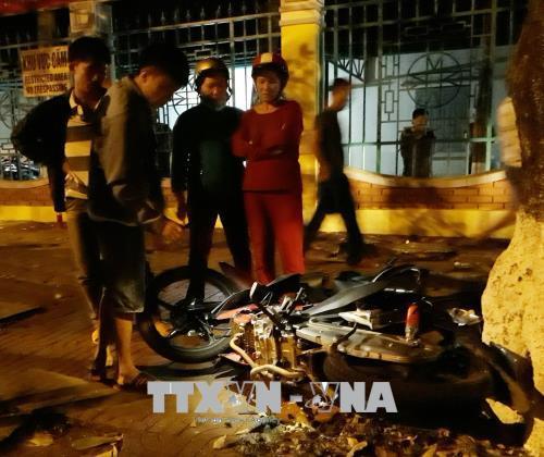 Đắk Lắk: Tai nạn giao thông nghiêm trọng, 4 người thương vong