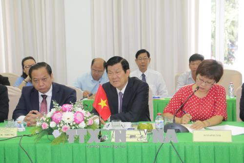 Lãnh đạo thành phố Cần Thơ tiếp, làm việc với đoàn Đại sứ quán Nhật Bản tại Việt Nam