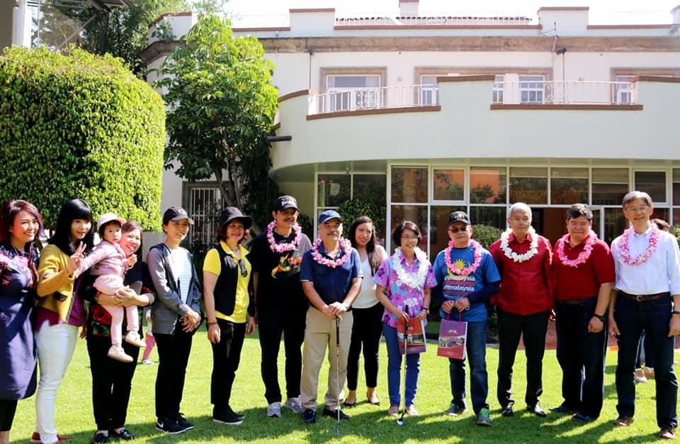 Ngày gia đình ASEAN tại Mexico