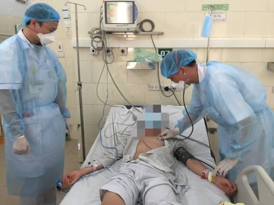 Ca bệnh nhiễm vi khuẩn não mô cầu đầu tiên trong năm 2018 tại Bệnh viện Bạch Mai