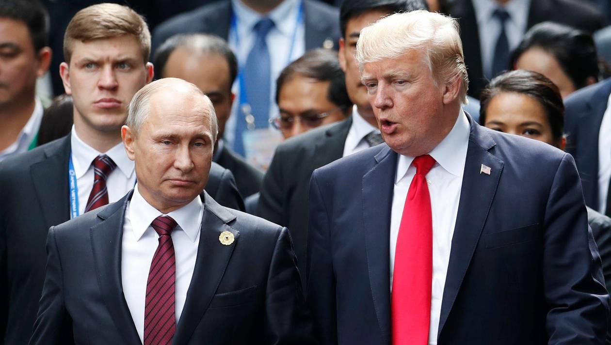 Tổng thống Donald Trump mời người đồng cấp Nga thăm Mỹ
