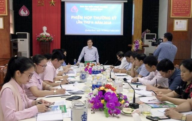 Quảng Bình: Tiếp tục thực hiện có hiệu quả kế hoạch tín dụng, tài chính