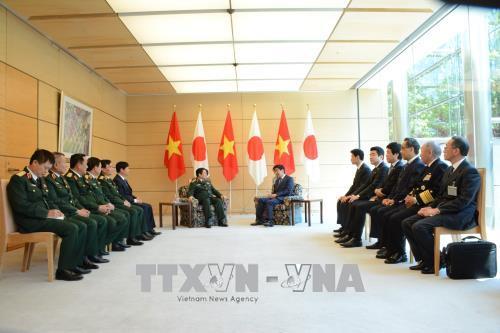 Việt Nam luôn coi trọng việc phát triển quan hệ toàn diện, thực chất với Nhật Bản