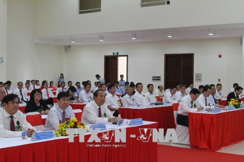 Khánh thành trụ sở Tòa án nhân dân cấp cao tại Thành phố Hồ Chí Minh