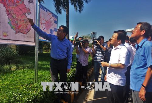 Phó Thủ tướng Trịnh Đình Dũng: Trước năm 2021 phải hoàn thành giải phóng mặt bằng sân bay Long Thành