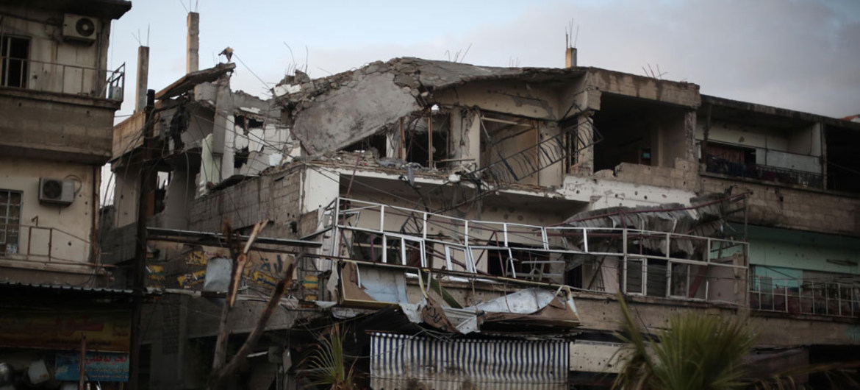 Liên hợp quốc kêu gọi tăng cường hỗ trợ nhân đạo cho Syria