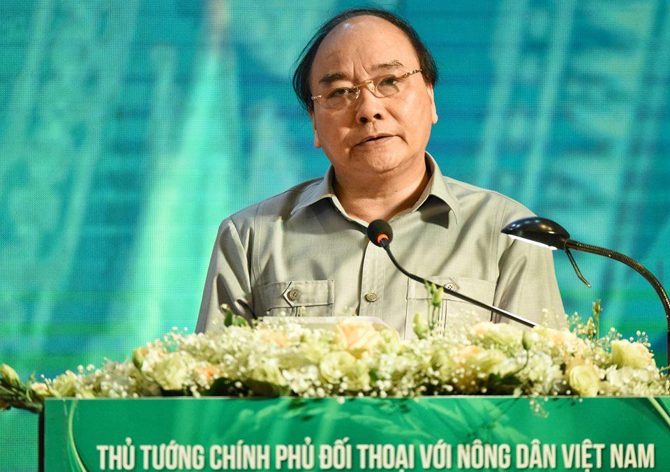 Thủ tướng Nguyễn Xuân Phúc đối thoại, tháo gỡ vướng mắc cho nông dân