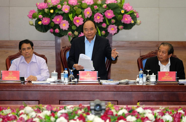 Thủ tướng Nguyễn Xuân Phúc: Giao quyền mạnh mẽ cho trưởng đặc khu