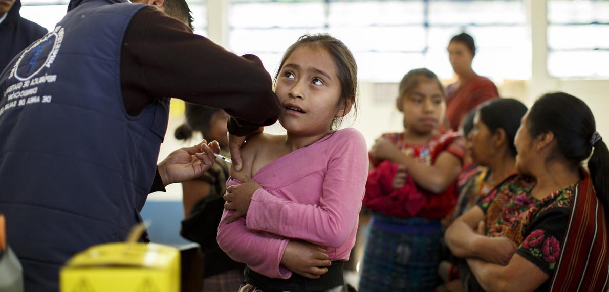 Tổ chức Y tế Thế giới đánh giá cao thành tựu của Cuba trong công tác tiêm chủng