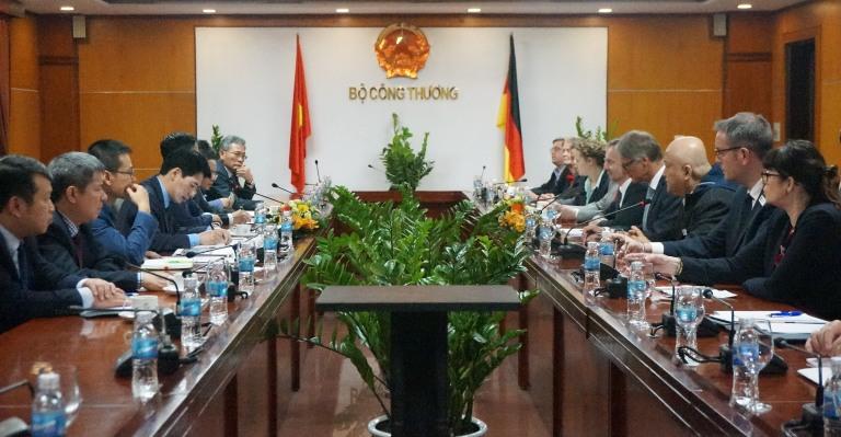 Tăng cường hợp tác kinh tế giữa Việt Nam và bang Rheinland – Pfalz