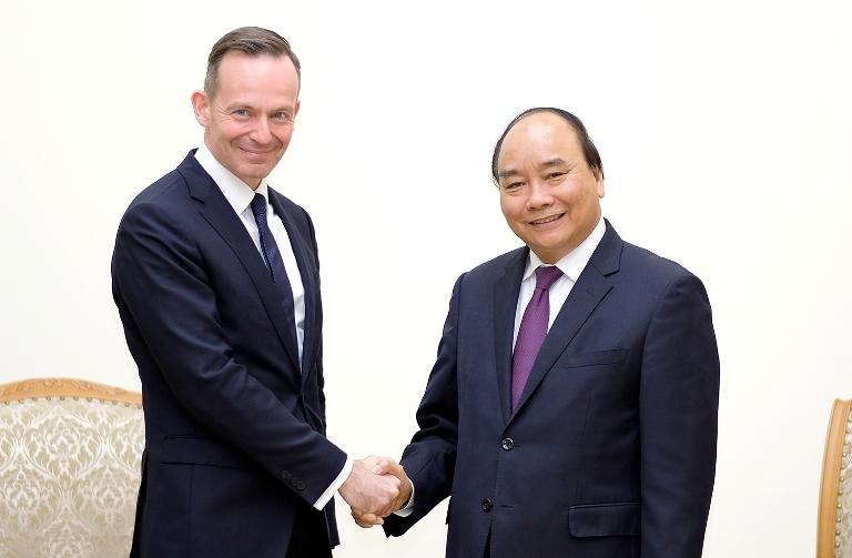 Việt Nam coi trọng quan hệ Đối tác chiến lược với CHLB Đức
