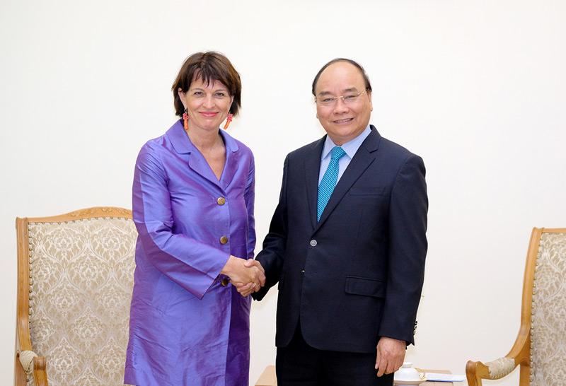 Việt Nam luôn coi trọng, tăng cường quan hệ hữu nghị với Thụy Sĩ