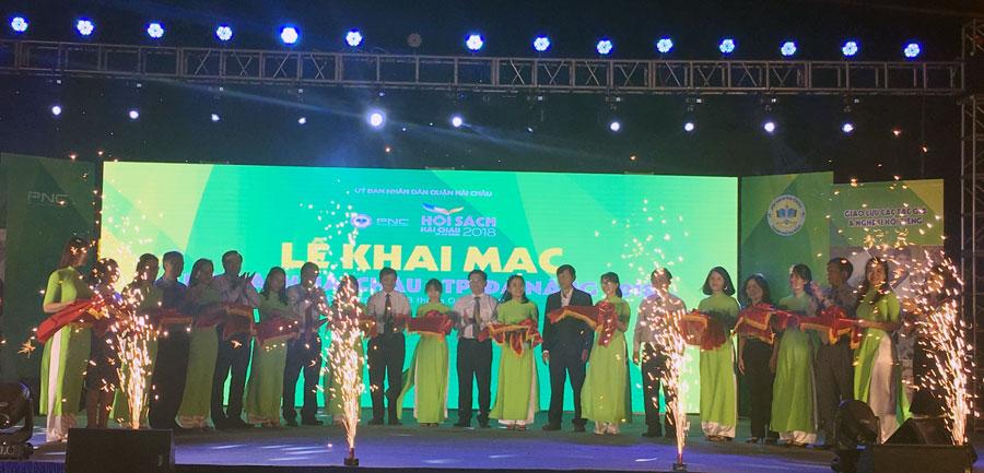 Hội sách Hải Châu - thành phố Đà Nẵng 2018