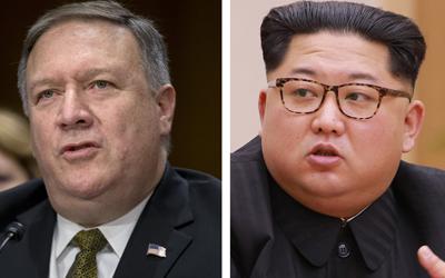Báo Mỹ: Giám đốc CIA Mike Pompeo bí mật thăm Triều Tiên và gặp nhà lãnh đạo Kim Jong-un