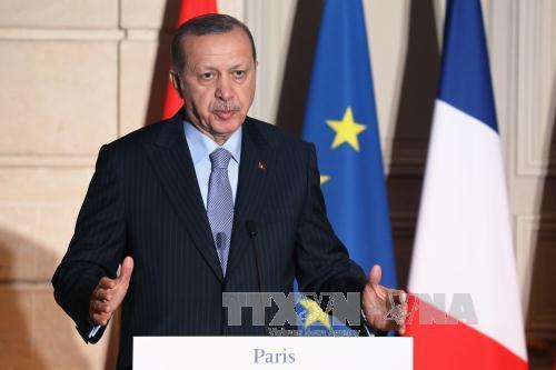 Ủy ban châu Âu khẳng định Thổ Nhĩ Kỳ chưa đáp ứng các điều kiện gia nhập Liên minh châu Âu