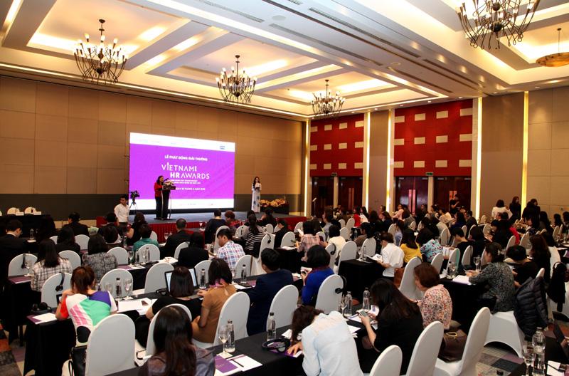 Khởi động giải thưởng về quản trị nguồn nhân lực Việt Nam
