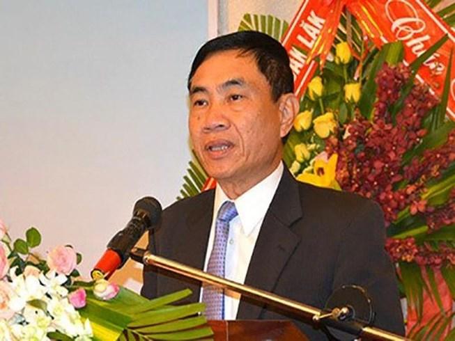Bộ Chính trị quyết định thi hành kỷ luật đồng chí Trần Quốc Cường