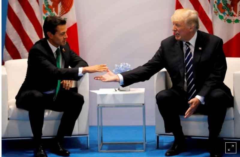 Mexico sẽ xem xét lại mối quan hệ hợp tác với Mỹ