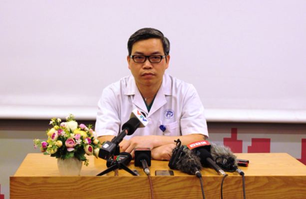Bệnh viện đa khoa Xanh Pôn thông tin vụ bác sỹ bị hành hung