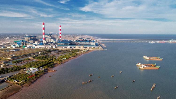 Các chỉ số môi trường tại Trung tâm Điện lực Duyên Hải đều nằm trong mức cho phép