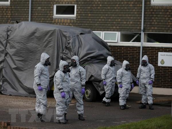 Ủy ban châu Âu đưa ra các biện pháp an ninh bảo vệ châu Âu khỏi các mối đe dọa hoá học