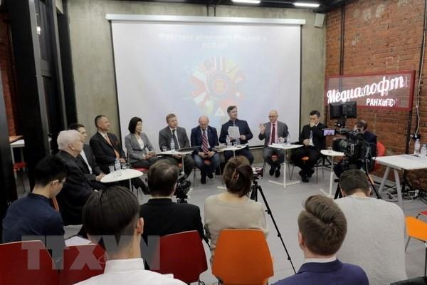 Nga coi Việt Nam là nhân tố quan trọng trong ASEAN