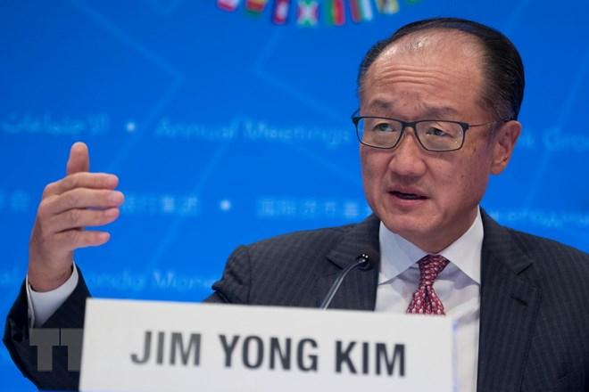 Ngân hàng Thế giới tăng khoản cho vay đối với các quốc gia có thu nhập trung bình thấp