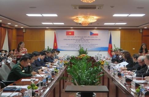 Việt Nam – Cộng hòa Séc tăng cường hợp tác kinh tế