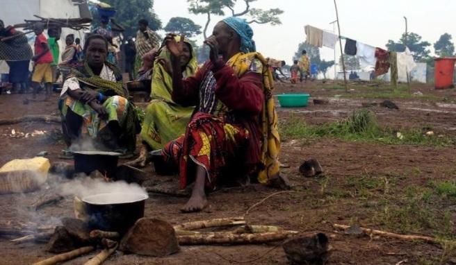 Uganda: Bùng phát dịch tả ở các trại dành cho người tị nạn CHDC Congo