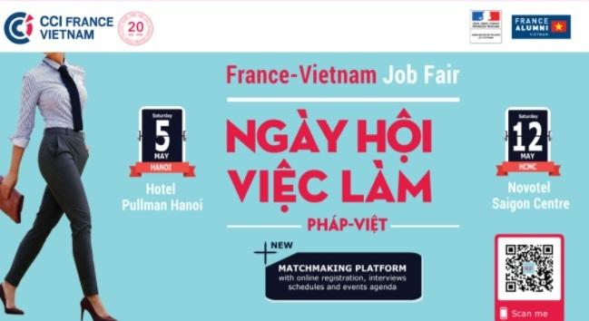Ngày hội việc làm Pháp – Việt 2018